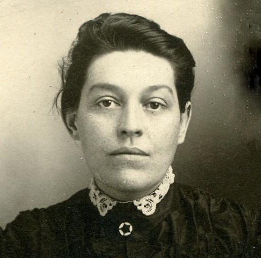52 Ancestors #1: Nellie Marie ColeSawdon